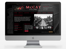 McCay Cellars Website